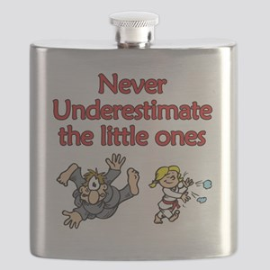 Womens Martial Arts Flask