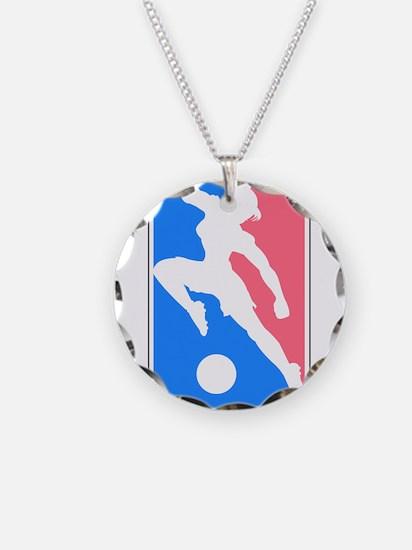 Women's Soccer Necklace