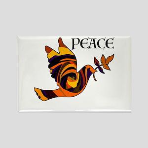 Peace Dove-MC Magnets