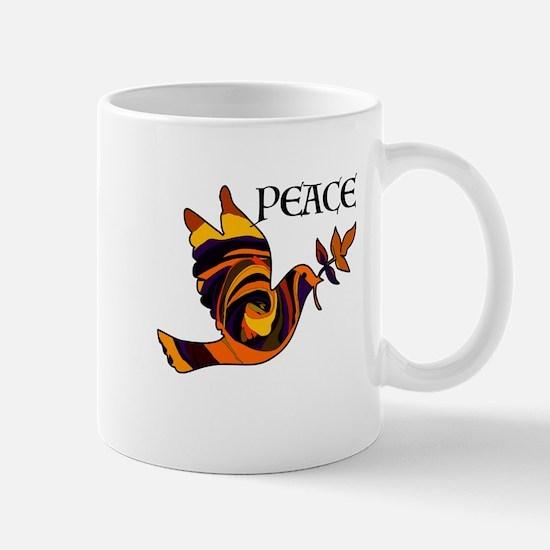 Peace Dove-MC Mugs