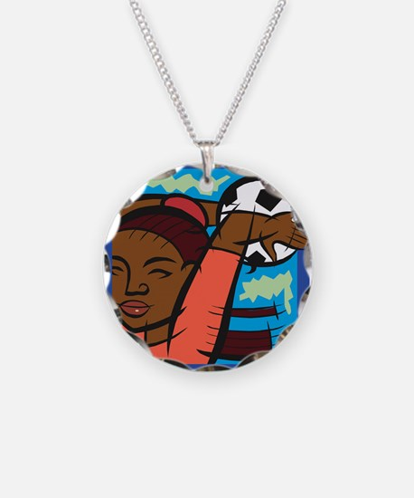 Out of Bounds Necklace