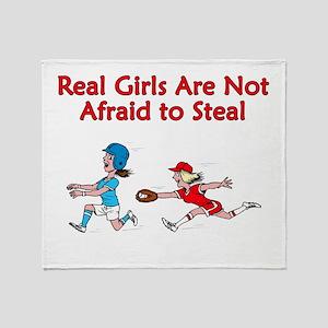 Stealer! Throw Blanket