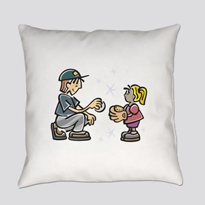 Play Ball Everyday Pillow