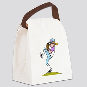 Throw! Canvas Lunch Bag