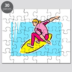 Ride the Wave Puzzle