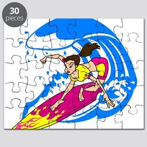 Hang 10! Puzzle