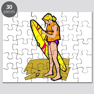 Young Surfer Puzzle