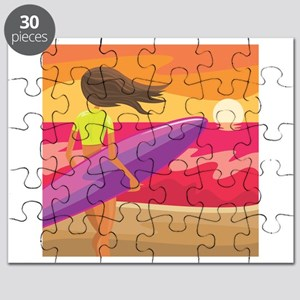 Surf Scape Puzzle