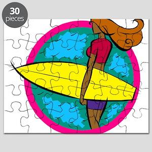 Let's Surf Puzzle
