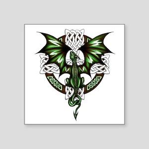 Celtic Dragon Sticker