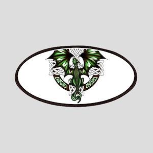 Celtic Dragon Patch