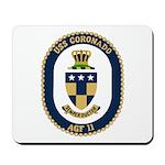 USS Coronado (AGF 11) Mousepad