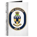 USS Coronado (AGF 11) Journal