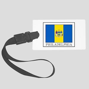 Philadelphia Large Luggage Tag