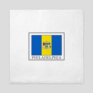 Philadelphia Queen Duvet