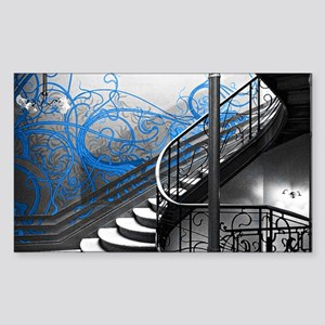 Gothic Staircase Sticker