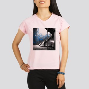Gothic Staircase Performance Dry T-Shirt