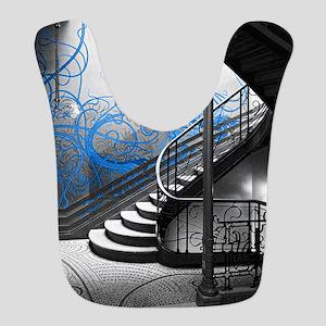 Gothic Staircase Bib