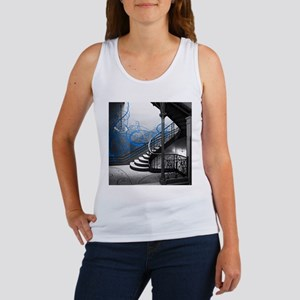 Gothic Staircase Tank Top