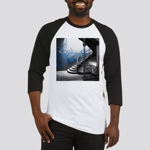 Gothic Staircase Baseball Jersey