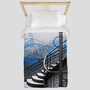 Gothic Staircase Twin Duvet