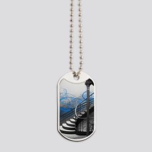 Gothic Staircase Dog Tags