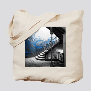 Gothic Staircase Tote Bag