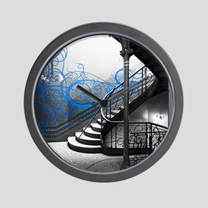 Gothic Staircase Wall Clock