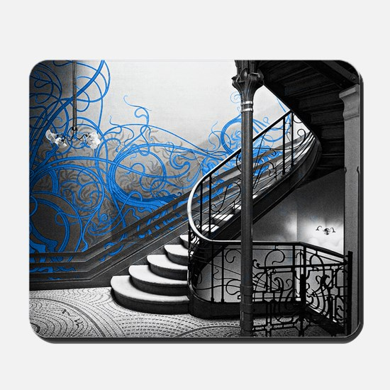 Gothic Staircase Mousepad