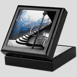 Gothic Staircase Keepsake Box