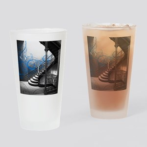 Gothic Staircase Drinking Glass