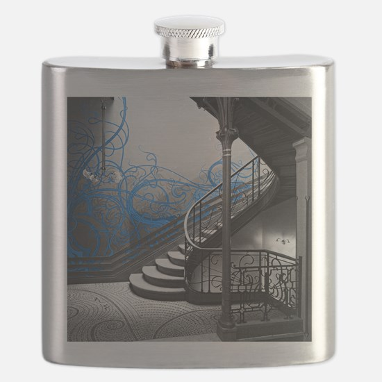 Gothic Staircase Flask