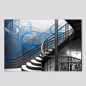 Gothic Staircase Postcards (Package of 8)