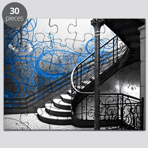 Gothic Staircase Puzzle