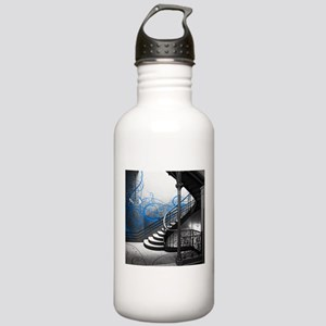 Gothic Staircase Stainless Water Bottle 1.0L