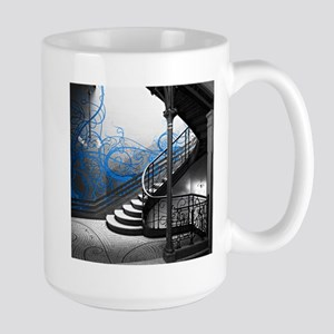 Gothic Staircase Mugs