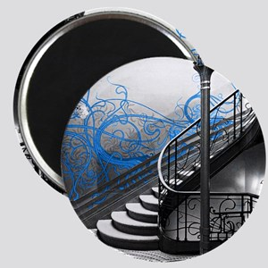 Gothic Staircase Magnets