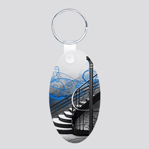 Gothic Staircase Keychains