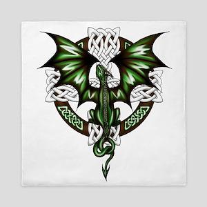 Celtic Dragon Queen Duvet