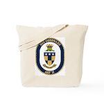 USS Coronado (AGF 11) Tote Bag