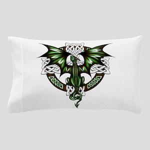 Celtic Dragon Pillow Case