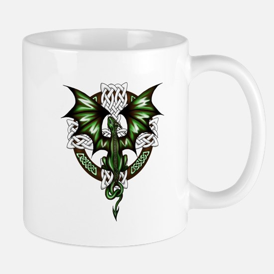 Celtic Dragon Mugs