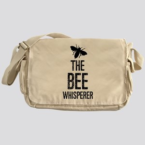 The Bee Whisperer Messenger Bag