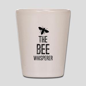 The Bee Whisperer Shot Glass