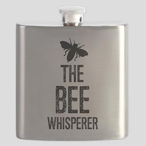 The Bee Whisperer Flask