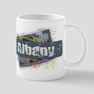 Albany Design Mugs