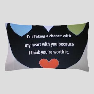 Chance Pillow Case