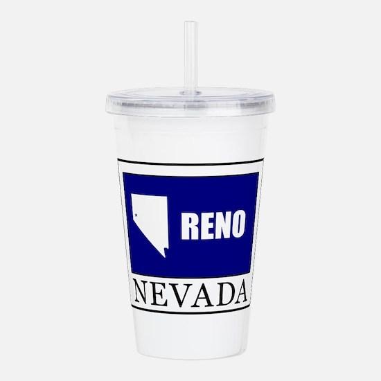 Reno Acrylic Double-wall Tumbler