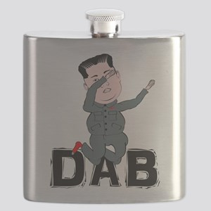 Kim Jong-Un Dabbing Flask