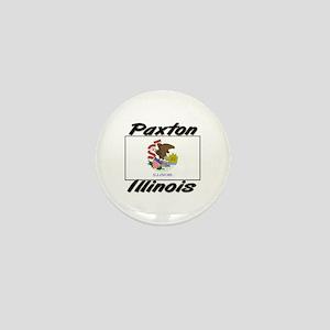 Paxton Illinois Mini Button